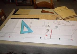 Am navimodel assunta tontini madre appunti di costruzione for Disegno del piano di costruzione